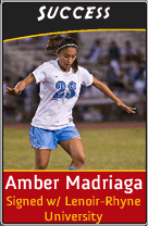 Success Story 1 - AMBER MADRIAGA