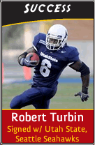 Robert Turbin Success Stories